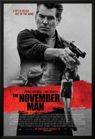 The November Man Photo