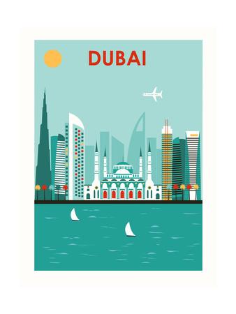 Dubai. Prints by  Ladoga