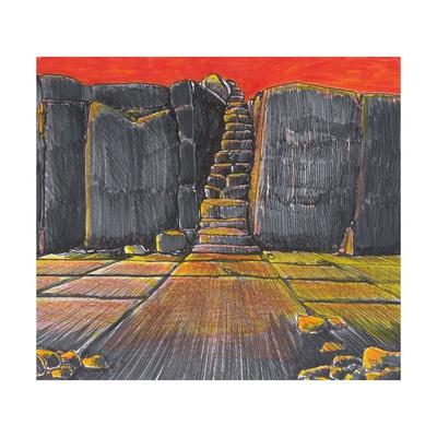 Landscape of Rock Prints by  tannene