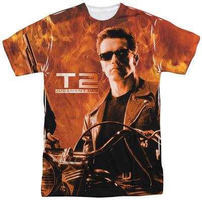 Terminator 2 – Blaze Shirts