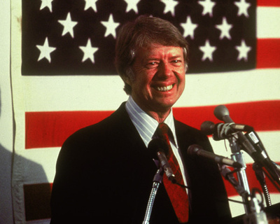 Jimmy Carter, 39th President of the United States Photo