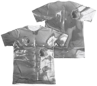 Terminator 2 - T1000 Costume (Front - Back Print) T-shirts