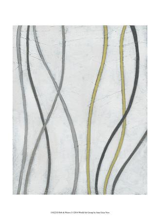 Bob & Weave I Prints by June Erica Vess