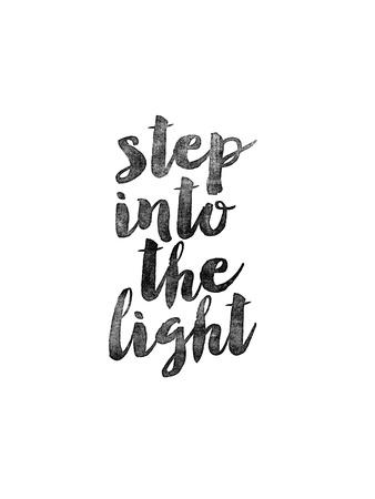 Step Into the Light Art by Brett Wilson