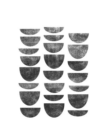 Scandanavian Geometry Prints by Brett Wilson