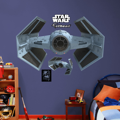 Star Wars: TIE Advanced x1 Starfighter Wall Decal