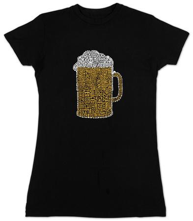 Womens: Beer Shirts