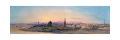 Cairo, 1863 Giclee Print by Charles Emile De Tournemine