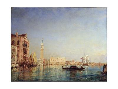Venice, 19th Century Giclee Print by Felix Francois Georges Philibert Ziem