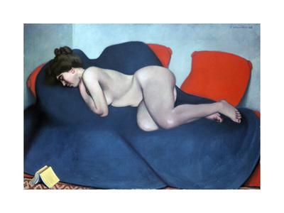 The Sleeper, 1908 Giclee Print by Félix Vallotton