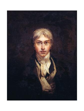 Self-Portrait of Jmw Turner, 1799 Giclee Print by Joseph Mallord William Turner