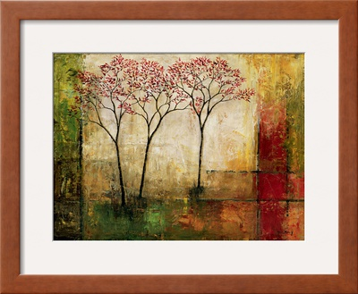 Morning Luster II Framed Giclee Print by Mike Klung