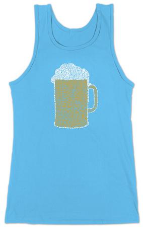 Womens: Beer Tank Top Womens Tank Tops