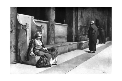 In the Church, Greece, 1895 Giclee Print by Theodore Jacques Ralli