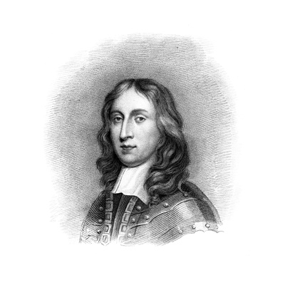 Richard Cromwell, Lord Protector of England Scotland and Ireland Giclee Print by W Bond