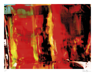 Fire Collectable Print by Pamela Nielsen