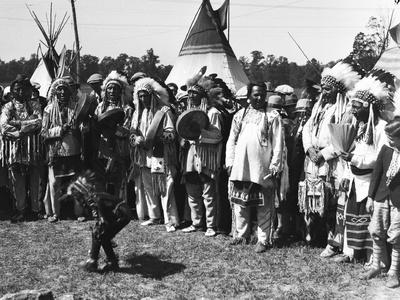 The Blackfeet Photographic Print