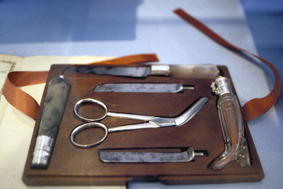 Circumcision Set, Dutch, 1827 Photographic Print