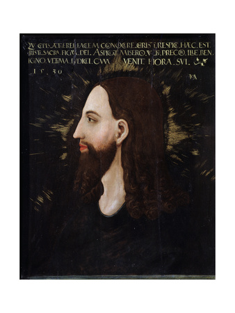 Christ, 1530 Giclee Print by Michael Ostendorfer