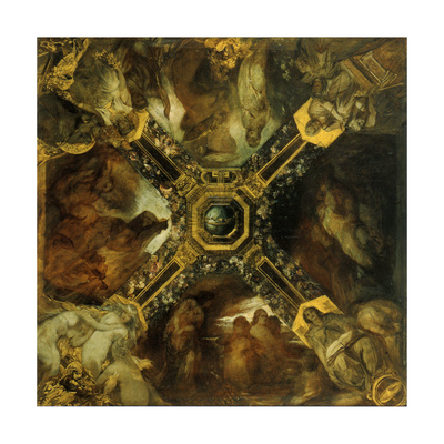 The Ring of the Nibelung (Stud), 1871-1872 Giclee Print by Hans Makart