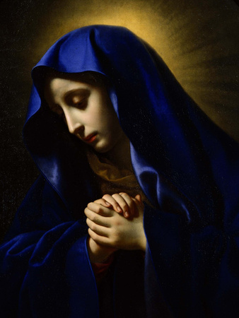 Mater Dolorosa, C. 1655 Giclee Print by Carlo Dolci