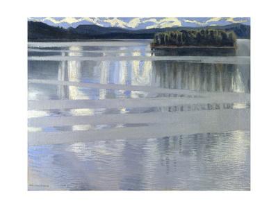Lake Keitele, 1905 Giclee Print by Akseli Gallen-Kallela