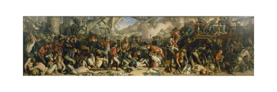 The Death of Nelson, 1859-1864 Giclee Print by Daniel Maclise
