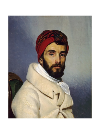 Self-Portrait Giclee Print by Pierre Narcisse Guérin