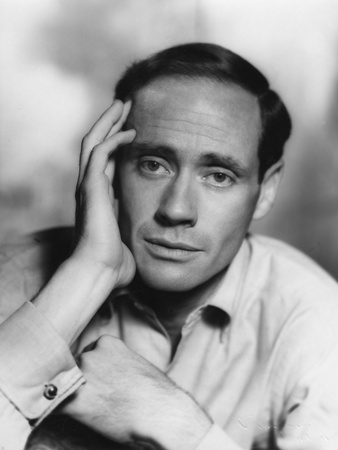 Mel Ferrer (B191), Cuban-American Film Actor, Producer and Director, 1950S Photographic Print
