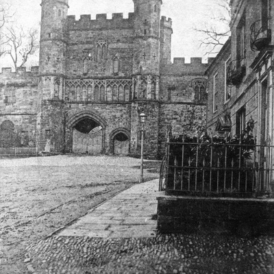 St Martin's Abbey, Battle, East Sussex, Early 20th Century Photographic Print