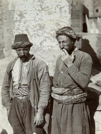 The Armenians, 1880S Photographic Print by Dmitri Ivanovich Yermakov
