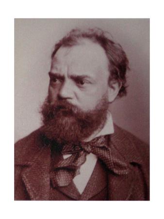 Composer Antonin Dvorak (1841-190) Giclee Print