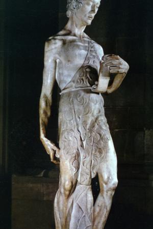 St John the Baptist, C1420-1460 Photographic Print by  Donatello