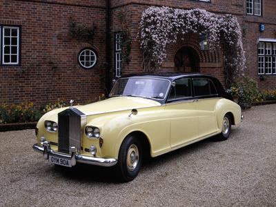 1963 Rolls Royce Phantom V Photographic Print