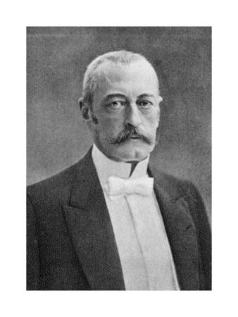Pierre Waldeck-Rousseau, French Statesman, 1902 Giclee Print