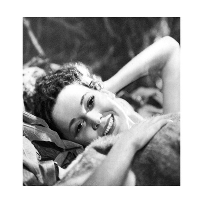 Maureen O'Sullivan, Irish Born American Actress, 1934-1935 Giclee Print
