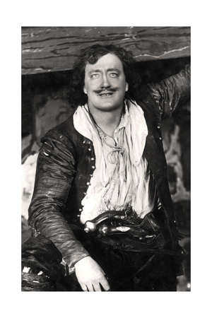 Fred Terry (1863-193), English Actor, Early 20th Century Giclee Print by  Ellis & Walery