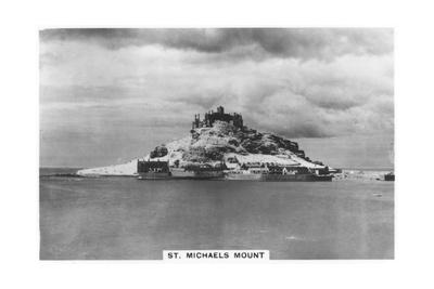 St Michaels Mount, 1936 Giclee Print