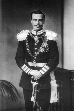 The Grand Duke of Hesse, Late 19th Century Photographic Print
