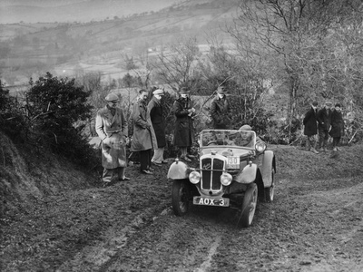 Austin 7 Grasshopper, 1935 Photographic Print