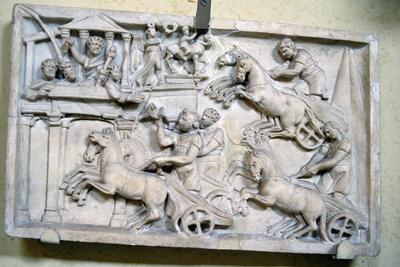 Cursum Equorum, 2nd Century Ad Photographic Print!