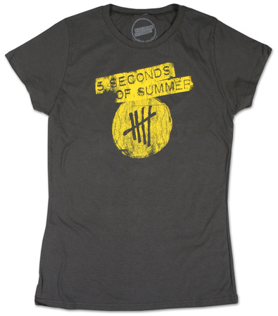 Juniors: 5 Seconds of Summer - Tally Logo Shirts