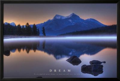 Dream - Mountains Landscape Prints