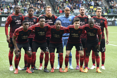 MLS: Orlando City SC at Portland Timbers Photo by Steve Dykes