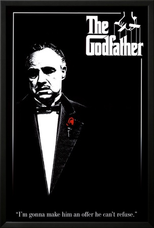 The Godfather Posters