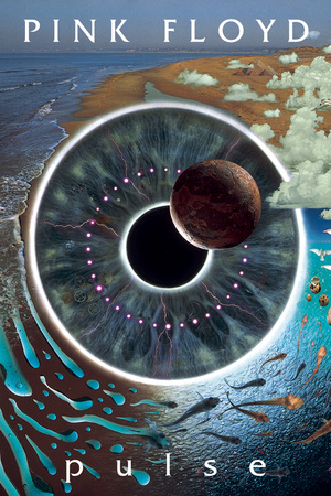 Pink Floyd Pulse Print