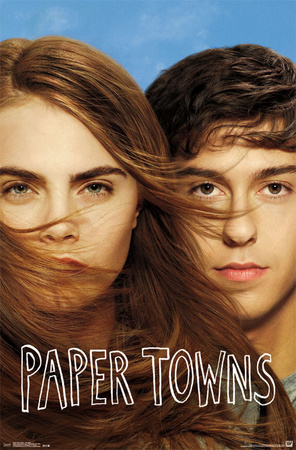 Paper Towns - One Sheet Posters