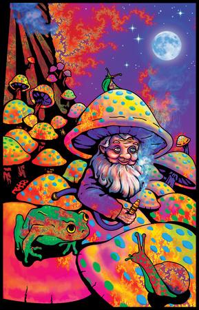 Mushroom Man Posters