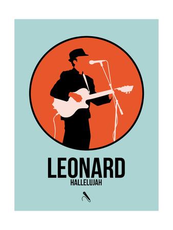Leonard Prints by David Brodsky