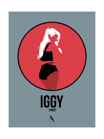 Iggy Prints by David Brodsky